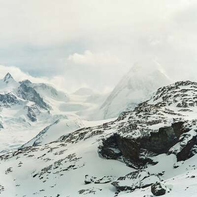 o.t. (Matterhorn III) by Stephanie Kloss