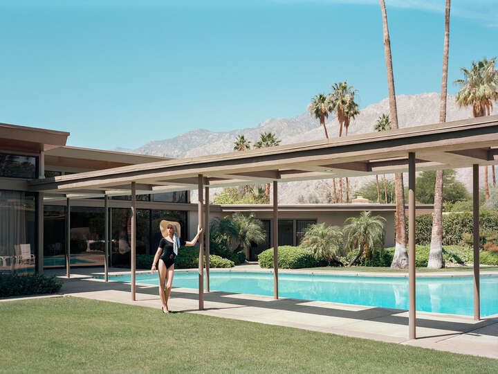 FRANK SINATRA RESIDENCE (E. Stewart Williams) 2 von Stephanie Kloss