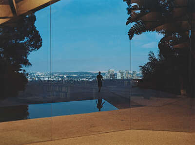 GOLDSTEIN RESIDENCE (John Lautner) 1 by Stephanie Kloss