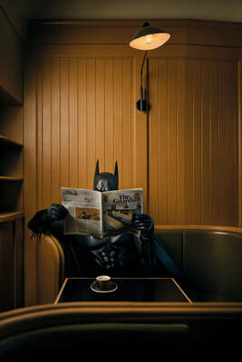 Coffee and News von Sebastian Magnani