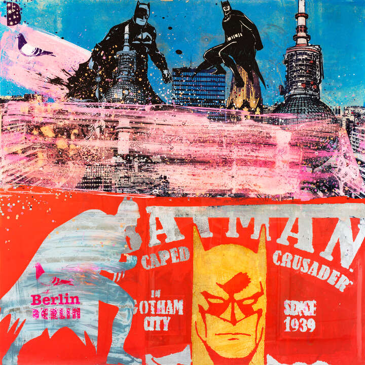 Your Berlin Guardian by Sandra Rauch