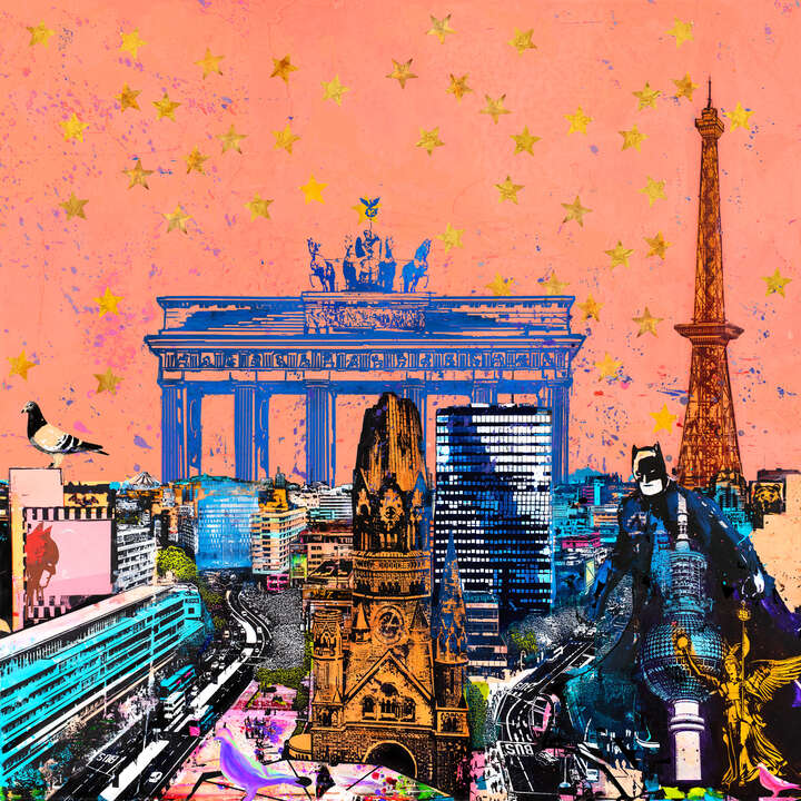 Glam Berlin by Sandra Rauch