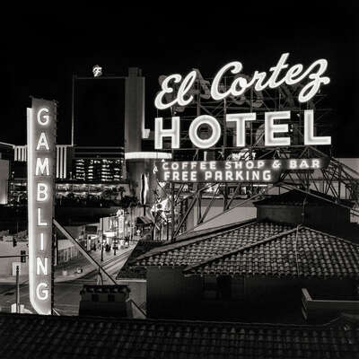 El Cortez Hotel by Shannon Richardson