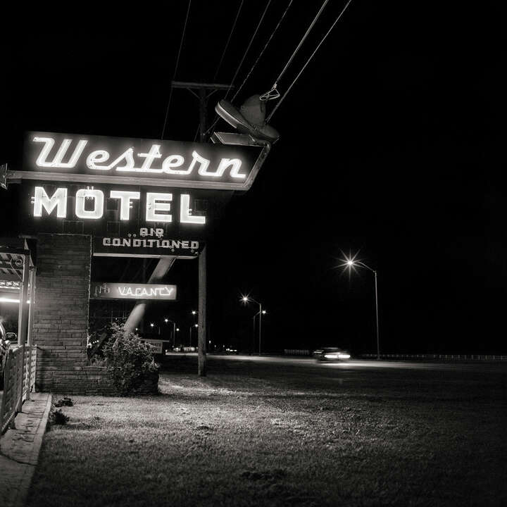 Western Motel by Shannon Richardson