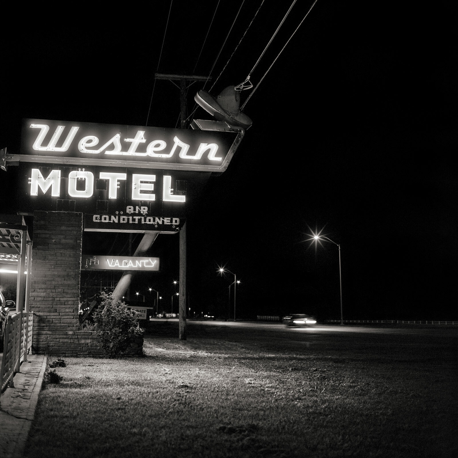 Western Motel by Shannon Richardson  Buy pictures &