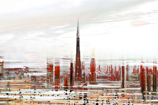 Dubai Projections II