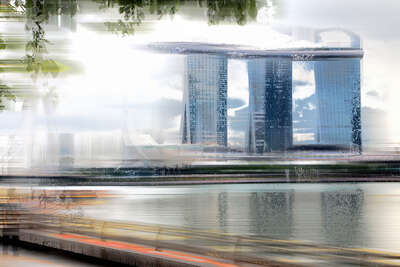 Singapore Projection II de Sabine Wild