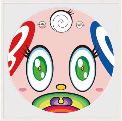 conceptual photography:  WE ARE THE JOCULAR CLAN (5) by Takashi Murakami