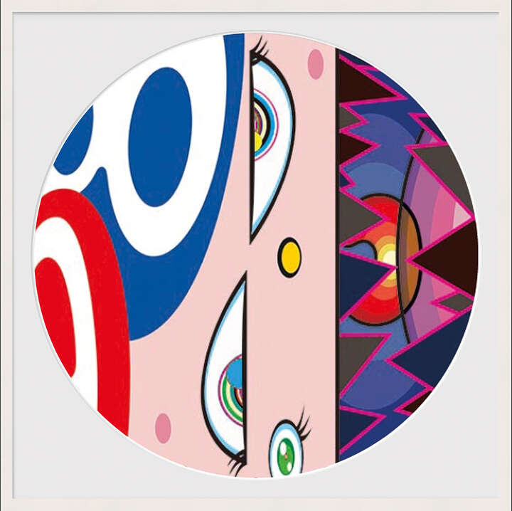 WE ARE THE JOCULAR CLAN (6) by Takashi Murakami