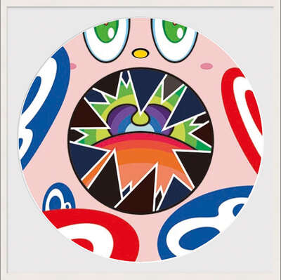 WE ARE THE JOCULAR CLAN (8) von Takashi Murakami