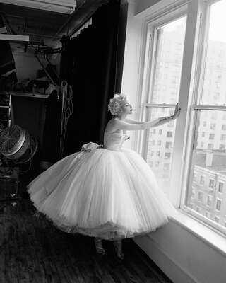 Fashion Wall Art:  Ballerina by Patrick Demarchelier | Hearst | Trunk Archive