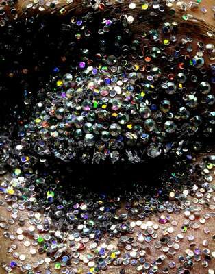 Glitter Eye by Alexander Straulino | Trunk Archive