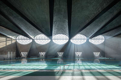 Swimming Pool of Tianjin University I de Terrence Zhang