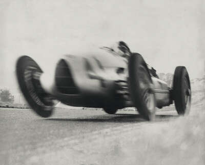 Vintage Photography: Donington Park by Anonym