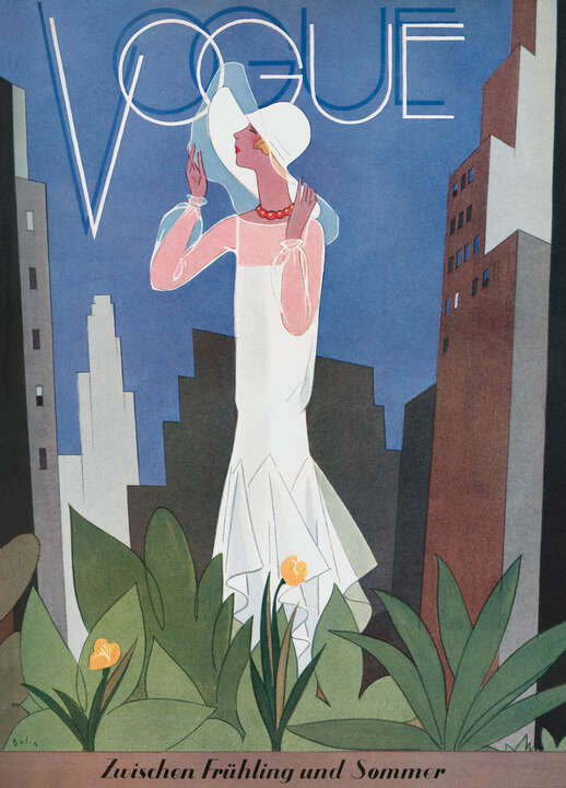 Cover, William Bolin I by German Vogue Collection