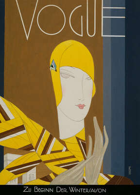 Cover, Benito I by German Vogue Collection