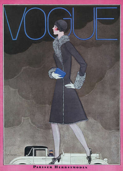 Cover, Georges Lepape I