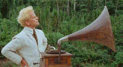 LUMAS home office art: Fitzcarraldo 2 by Werner Herzog