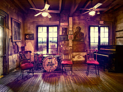 Preservation Hall by Werner Pawlok