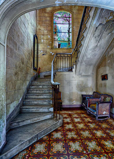 House of Savreda (hall) - Havana