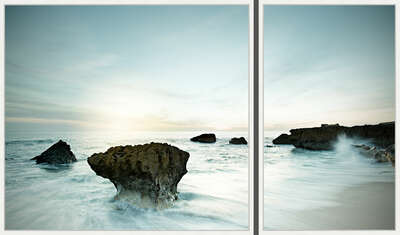 Lumas Beach Wall Art: Oceano Atlantico  by Wolfgang Uhlig