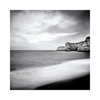 water art photography:  Algarve II by Wolfgang Uhlig