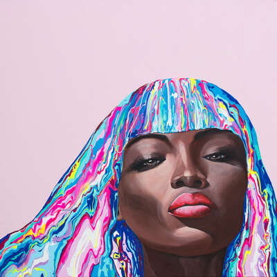 pop artworks by Freddy Reitz: First Love by Yeliza