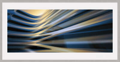 Lumas bestselling prints:  Chevron South - NY by Zaha Hadid